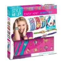 Wooky - Loisirs Créatifs - Easy Knit Bracelets - 868