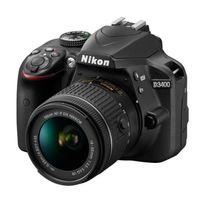 appareil photo reflex - d3400 + objectif 18-55