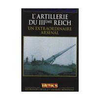 E.P.I Diffusion - Artillerie du Iiime Reich : un extraordinaire arsenal
