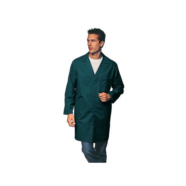 label blouse blouse blouse de travail vert fonc 65 35. Black Bedroom Furniture Sets. Home Design Ideas