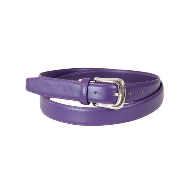 26756861765 Kebello - Ceinture Cuir Violet - Taille unique - pas cher Achat ...