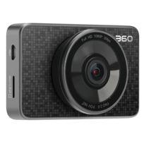 Shopinnov - Boite noire voiture G-sensor Ecran 3 pouces Full Hd Dashcam 360