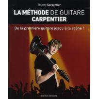 Ixelles - La méthode de guitare Carpentier
