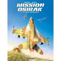Dargaud - mission Osirak tome 2 ; le raid impossible