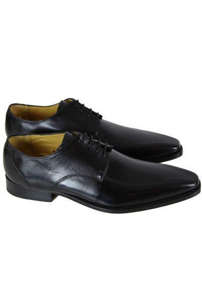 Melvinhamilton - Chaussure en cuir Melvin   Hamilton Oskar 6 Noir ... 36eabefaa81b