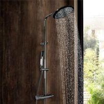 colonne de douche réglable en hauteur