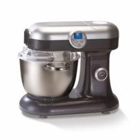 Kitchencook - Robot pâtissier, cuiseur, puissance 1000W - REVOLUTION V2 Noir