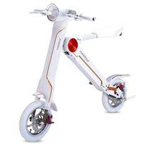 Weebot - Vélo électrique Alpha Blanc