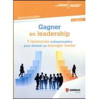Gereso - Gagner en leadership
