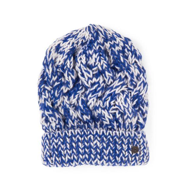 esthétique de luxe grande remise haut fonctionnaire Ddp - Bonnet bleu et blanc femme - pas cher Achat / Vente ...