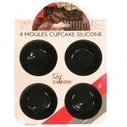 Tutti Cuisine Moules cupcake en silicone