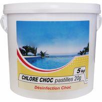NMP - chlore choc pastille 5kg - chlore choc