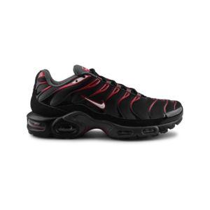 Nike Air Max Plus Txt  647315-011 Noir - Chaussures Baskets basses Homme