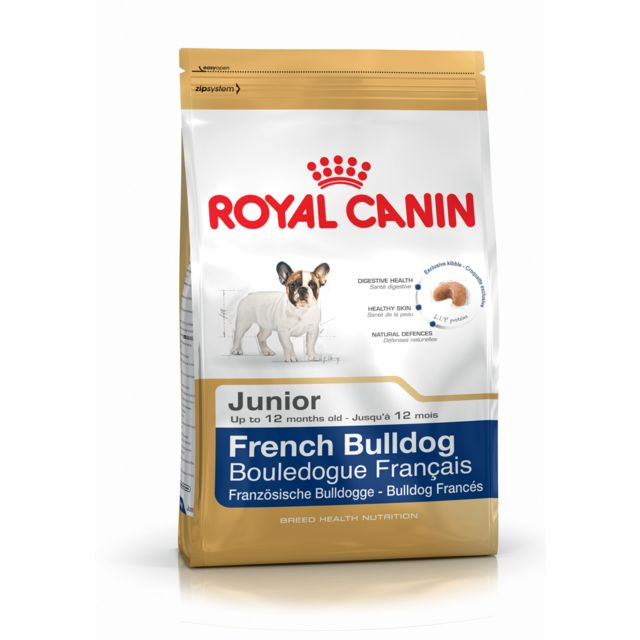 royal canin race bouledogue fran ais junior pas cher. Black Bedroom Furniture Sets. Home Design Ideas