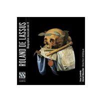 Musique En Wallonie - Biographie musicale Volume 5 Lassus l'européen