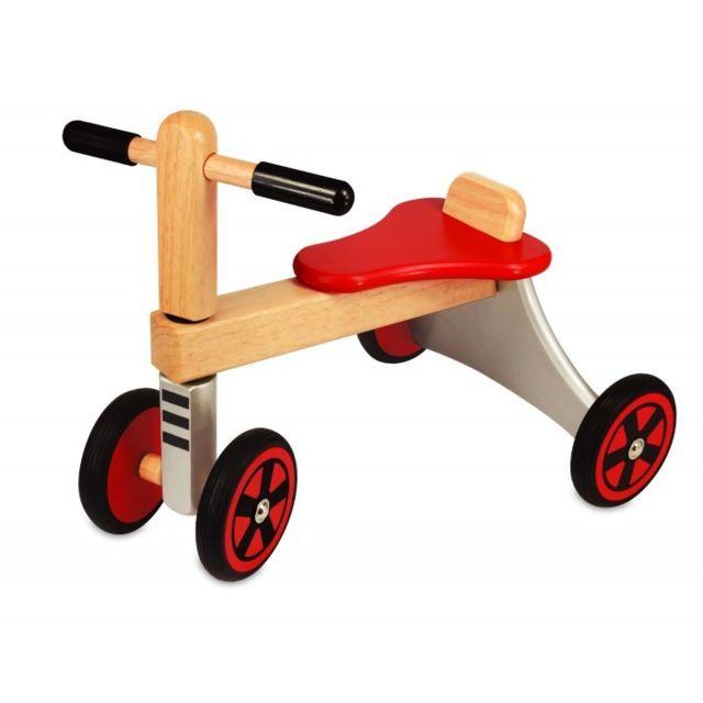 I M Toy - Porteur Vélo de course 4 roues