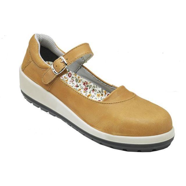 acheter populaire 381cf e1474 Parade - Chaussures De Securite Femme Bianca Miel - pas cher ...