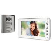 CFI-EXTEL FRANCE - Visiophone EXTEL LIVIA mains libres 4 fils blanc 57881682