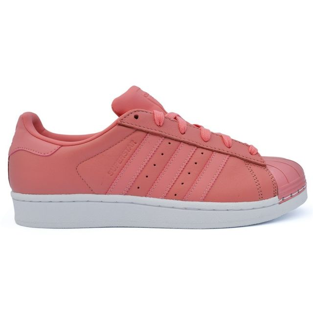 Toe Baskets W Cher Achat Pas Adidas Metal Rose Vente Superstar EqxzT4vZ