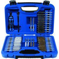 Oc-pro - Kit Brosses De Nettoyage Injecteurs, Bougies 38 Pieces