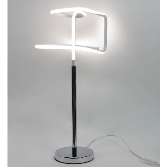 Meubletmoi Lampe Design A Poser Originale Led Angulaire