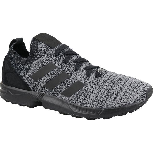 buy popular 58d96 b0585 Adidas - Adidas Originals Zx Flux Primeknit Bz0562 Noir