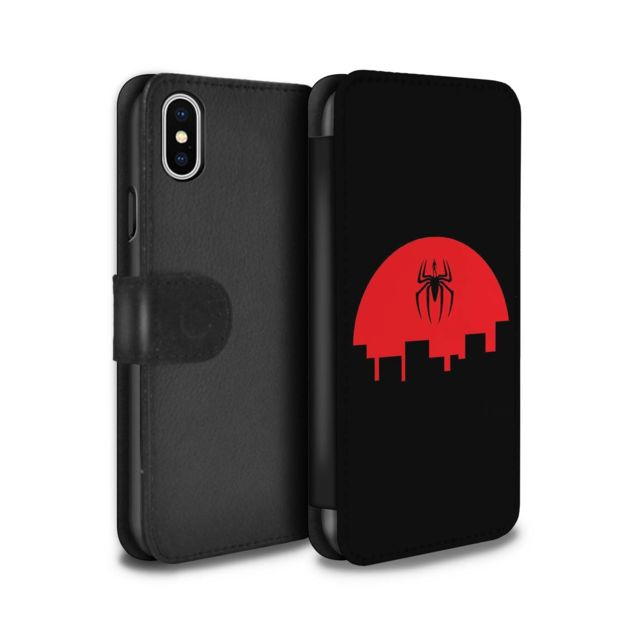 coque spiderman iphone xs