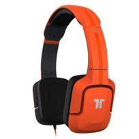 Tritton - Kunai casque micro Pc / mobile Orange