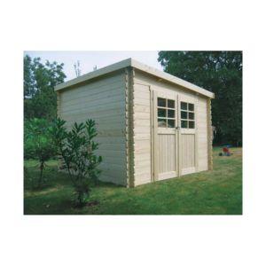 solid abri de jardin maisonnette brest pas cher achat vente abris en bois rueducommerce. Black Bedroom Furniture Sets. Home Design Ideas