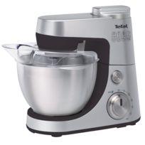 TEFAL - Robot pâtissier Gourmet Silver + Blender Equinox - QB408D11 - Silver