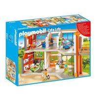 Playmo - Hôpital Pédiatrique Aménagé Playmobil