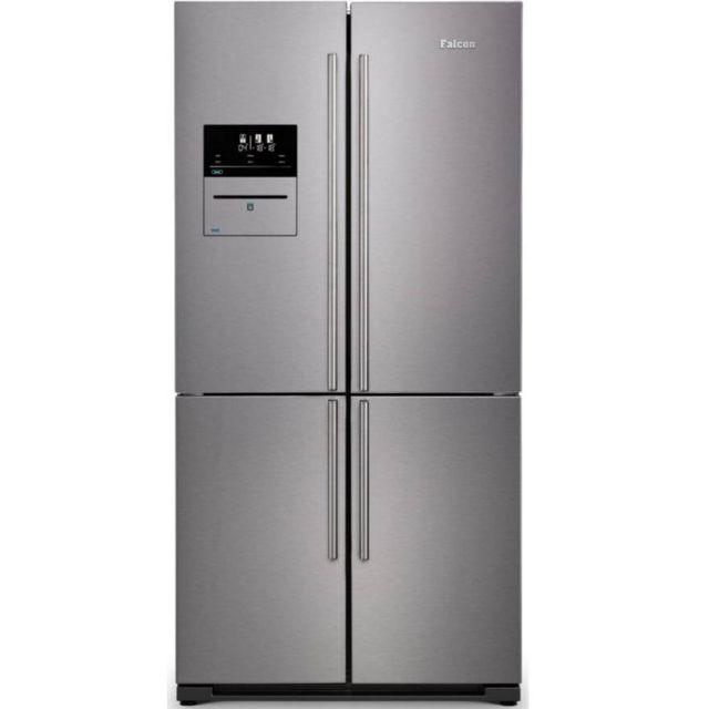 FALCON réfrigérateur américain 91cm 556l a+ nofrost inox - fsxs19ssc