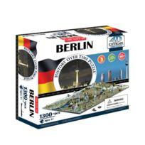 4D Cityscape - Puzzle - 1300 pièces : Berlin, Allemagne