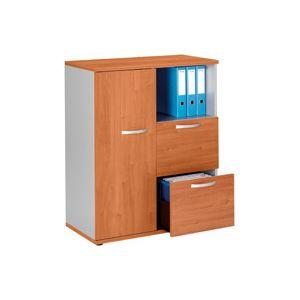 gautier meuble mi hauteur officier line 2 pas cher. Black Bedroom Furniture Sets. Home Design Ideas