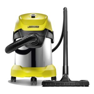 karcher aspirateur eau et poussi re wd3 premium 1000 w pas cher achat vente. Black Bedroom Furniture Sets. Home Design Ideas