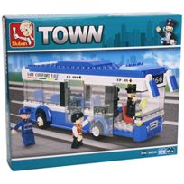 Sluban Europe - Jeu De Construction - Serie Bus - Tourbus - Sluban M38-B0330