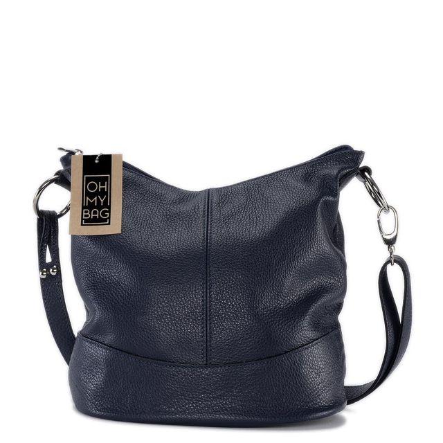 b85df8dfa4 Oh My Bag - Sac à main en cuir Beaubourg - pas cher Achat / Vente ...
