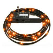 NZXT - Câble LED gainé CB-LED20-OR 24x LED - 2 m - Orange