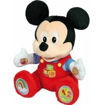 Clementoni - Peluche parlante Mickey maxi