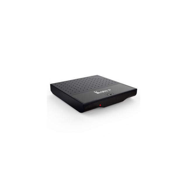 Auto-hightech Box Tv Android 7.1 octa core avec Bluetooth, Wifi et lecteur multimédia - Prise Ue