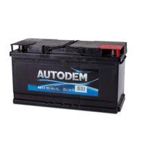 Autodem - Batterie Ad11 100Ah 780A