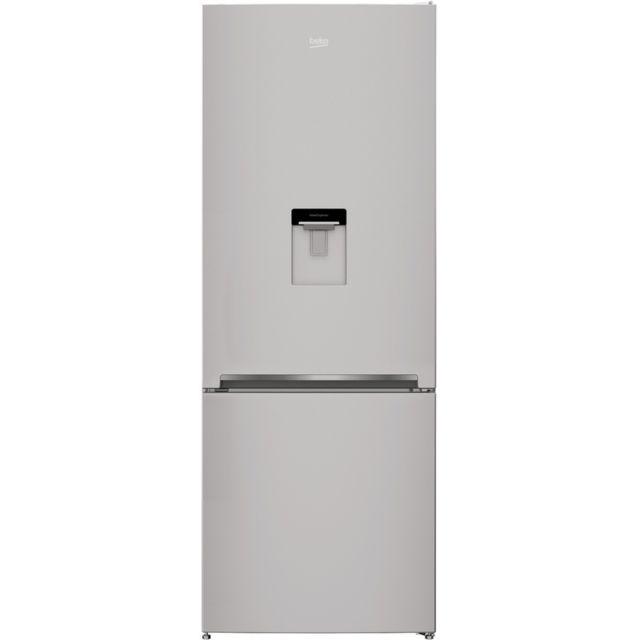 Beko Réfrigérateur combiné - REC52PT - Silver
