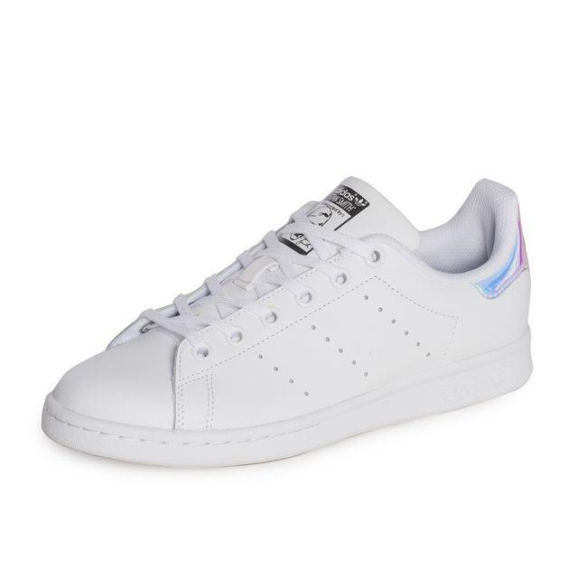 ebc34000050 Adidas - Basket mode Originals Stan Smith J AQ6272 - pas cher Achat ...
