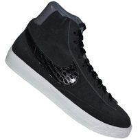 Nike - Basket Sneaker - Blazer Mid Vintage - 010 Black Black Dark Grey