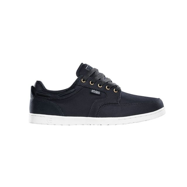 Chaussures Skateboard Etnies Jameson Vulc Navy Brown Bleu 11506 SpfKrMLk0