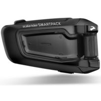 Scalarider - Scala Rider Smartpack Intercom pour Motard