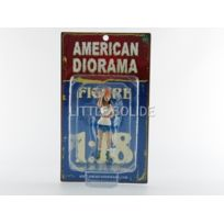 American Diorama - Figurines Hot Rodder - Nancy - 1/18 - 24008