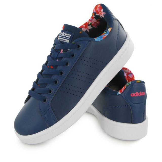 adidas neo advantage bleu