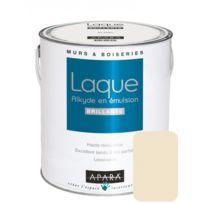 Apara - Laque alkyde brillante pour murs et boiseries-2.5 litres-Chair