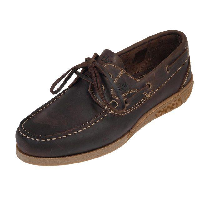 Tbs - Chaussures mode ville Hauban marron bateau Marron 21451